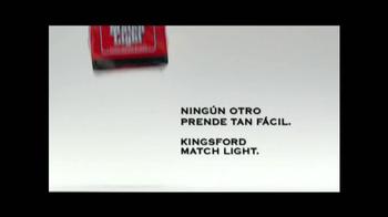 Kingsford Match Light TV Spot, 'Sin Excusas Necesarios' [Spanish] - Thumbnail 10