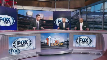 Fox Supports TV Spot, 'Stand up to Cancer' - Thumbnail 2