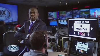 Fox Supports TV Spot, 'Stand up to Cancer' - Thumbnail 4