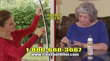 Flex Shot TV Spot