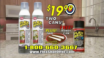 Flex Shot TV Spot - Thumbnail 9