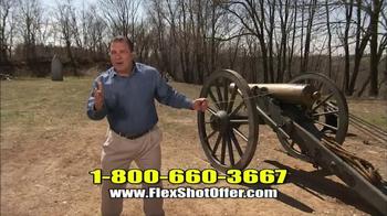 Flex Shot TV Spot - Thumbnail 5