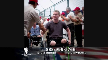 Wounded Warrior Project TV Spot, 'Injuries' - Thumbnail 10