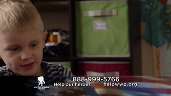 Wounded Warrior Project TV Spot, 'Injuries' - Thumbnail 4