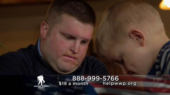 Wounded Warrior Project TV Spot, 'Injuries' - Thumbnail 6