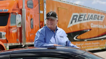 Reliable Carriers TV Spot Featuring Rick Hendrick - Thumbnail 2