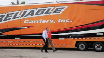 Reliable Carriers TV Spot Featuring Rick Hendrick - Thumbnail 5
