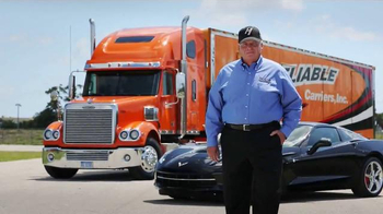 Reliable Carriers TV Spot Featuring Rick Hendrick