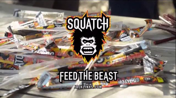 Jack Link's Beef Jerky TV Spot, 'Meat Up with SQUATCH!' - Thumbnail 10