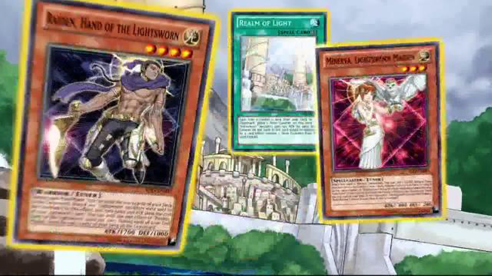 Yu gi oh realm of light structure deck tv spot ispot mozeypictures Images