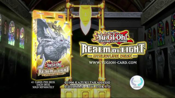 Yu-Gi-Oh! Realm of Light Structure Deck TV Spot - Thumbnail 8