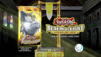 Yu-Gi-Oh! Realm of Light Structure Deck TV Spot - Thumbnail 9
