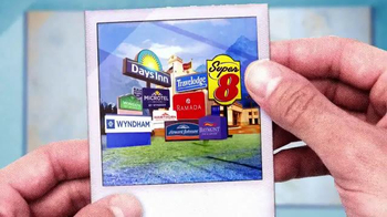 Wyndham Worldwide TV Spot, 'Wyndham Hotels & Resorts'