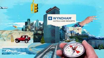 Wyndham Worldwide TV Spot, 'Wyndham Hotels & Resorts' - Thumbnail 5