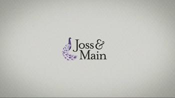 Joss and Main TV Spot, 'Moments' - Thumbnail 6