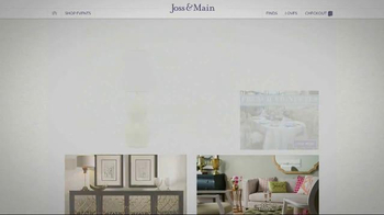 Joss and Main TV Spot, 'Moments' - Thumbnail 7