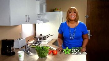 Extended Stay America TV Spot, 'Right Price, Right Room' Ft. Sunny Anderson
