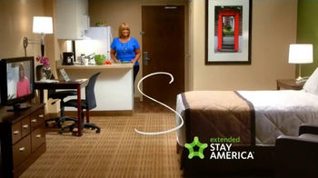 Extended Stay America TV Spot, 'Right Price, Right Room' Ft. Sunny Anderson - Thumbnail 1