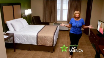 Extended Stay America TV Spot, 'Right Price, Right Room' Ft. Sunny Anderson - Thumbnail 6