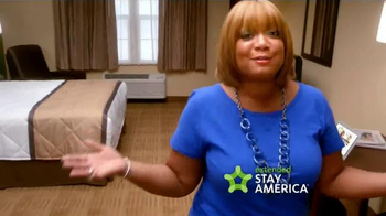 Extended Stay America TV Spot, 'Right Price, Right Room' Ft. Sunny Anderson - Thumbnail 7