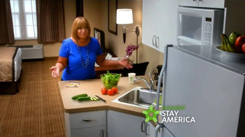 Extended Stay America TV Spot, 'Right Price, Right Room' Ft. Sunny Anderson - Thumbnail 8