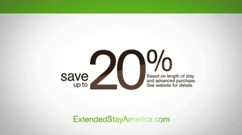 Extended Stay America TV Spot, 'Right Price, Right Room' Ft. Sunny Anderson - Thumbnail 9