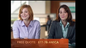 Amica Mutual Insurance Company TV Spot, 'All of the Usuals' - Thumbnail 7