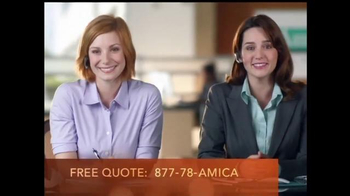 Amica Mutual Insurance Company TV Spot, 'All of the Usuals' - Thumbnail 2