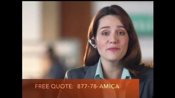 Amica Mutual Insurance Company TV Spot, 'All of the Usuals' - Thumbnail 4