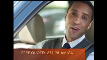 Amica Mutual Insurance Company TV Spot, 'All of the Usuals' - Thumbnail 5