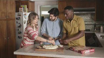 DiGiorno Design A Pizza Kit TV Spot, 'Smiley Face'