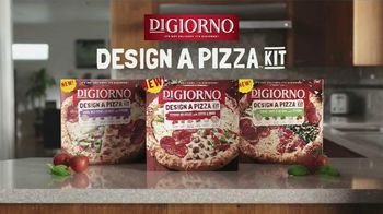 DiGiorno Design A Pizza Kit TV Spot, 'Smiley Face' - Thumbnail 7