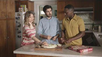 DiGiorno Design A Pizza Kit TV Spot, 'Smiley Face' - Thumbnail 1