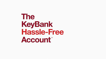 KeyBank Hassle Free Account TV Spot, 'Stop!' - Thumbnail 7