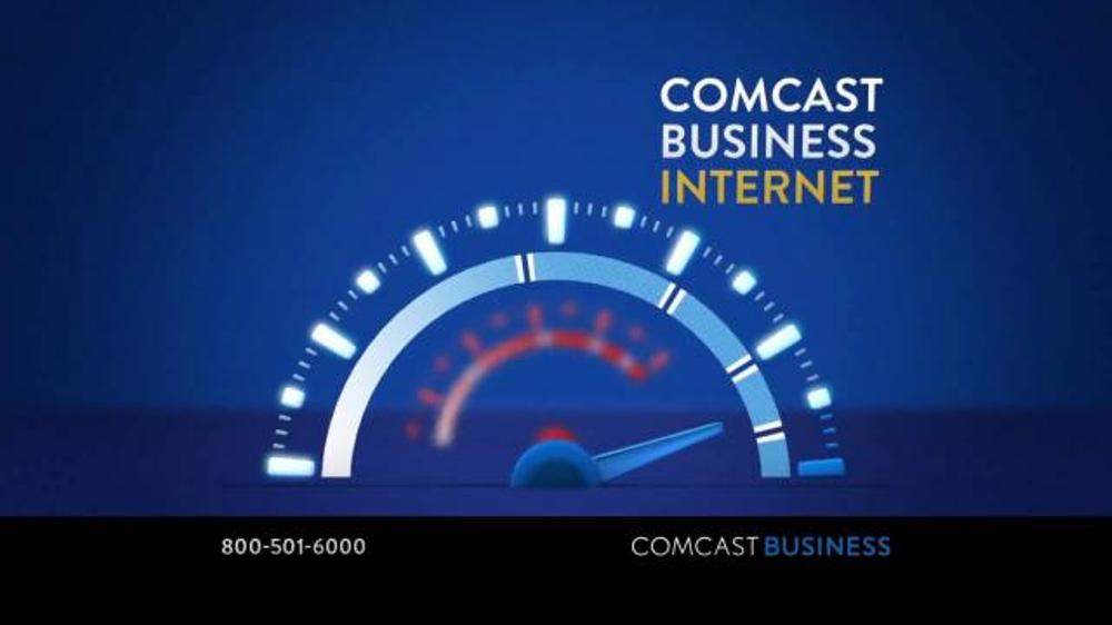Comcast Business TV Commercial, 'No Comparison'