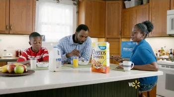 Walmart TV Spot, 'Cheerios Protein' - Thumbnail 1