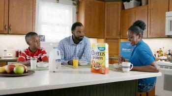 Walmart TV Spot, 'Cheerios Protein'
