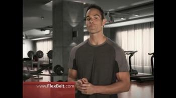 The Flex Belt TV Spot Featuring Adrianne Curry - Thumbnail 4