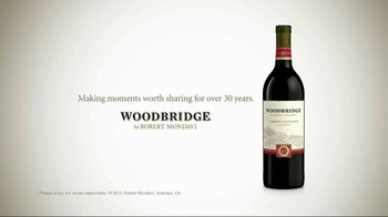 Robert Mondavi Woodbridge TV Spot, 'Making Moments Worth Sharing' - Thumbnail 10
