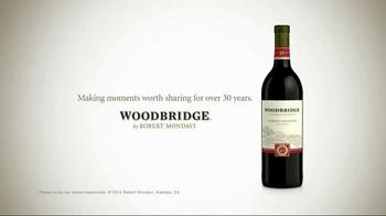 Robert Mondavi Woodbridge TV Spot, 'Making Moments Worth Sharing' - Thumbnail 9