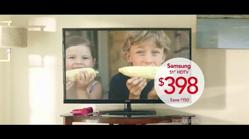 h.h. gregg 4th of July Sale TV Spot - Thumbnail 6