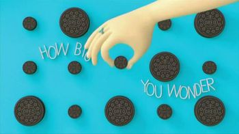 Oreo Mini TV Spot, 'How Big You Wonder' Song by Chromeo