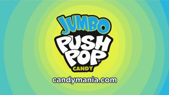 Jumbo Push Pop TV Spot, 'Boing, Slurp, Cap!' - Thumbnail 9