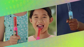 Jumbo Push Pop TV Spot, 'Boing, Slurp, Cap!' - Thumbnail 8