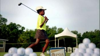PGA TV Spot, 'Drive Chip & Putt Championships' - Thumbnail 3
