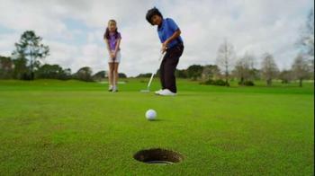 PGA TV Spot, 'Drive Chip & Putt Championships' - Thumbnail 5