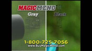 Magic Mend TV Spot thumbnail