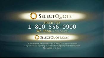 Select Quote TV Spot, 'Guess What' - Thumbnail 10