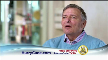 The HurryCane TV Spot, 'The Right One' - Thumbnail 8