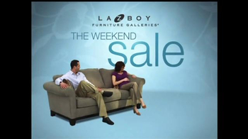 La-Z-Boy Weekend Sale TV Spot